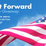Paint it Forward Veterans Day Giveaway