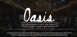 Oasis Website Header